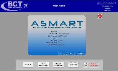 BCT Aviation Database