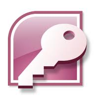 Microsoft Access 2007 logo