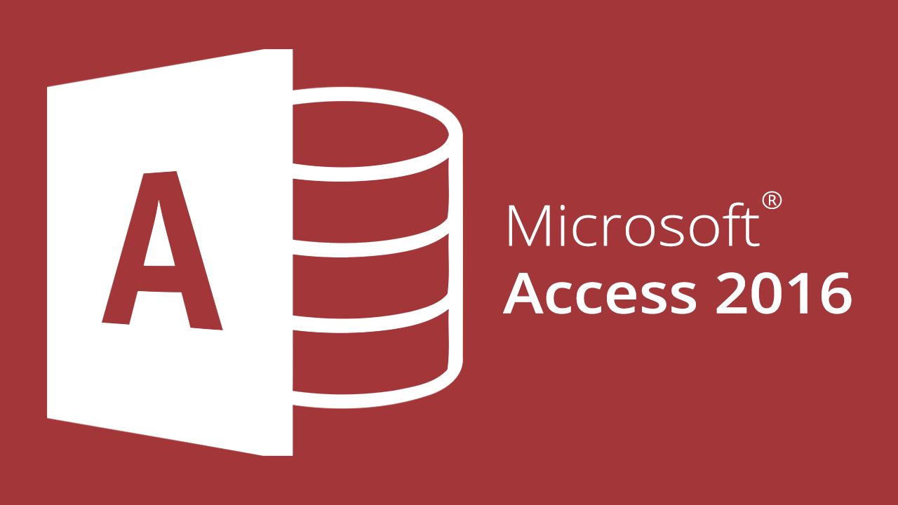 Microsoft Access 2016 logo