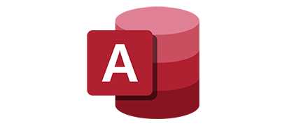 Microsoft Access 2019/365 logo