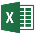 Excel spreadsheets logo